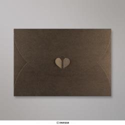 162x229 mm (C5) Brons Vlinder Envelop