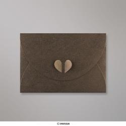 114x162 mm (C6) Brons Vlinder Envelop