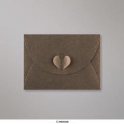 82x113 mm (C7) Bronze Schmetterling Briefumschlag