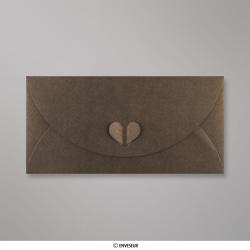 110x220 mm (DL) Bronze Butterfly Envelope