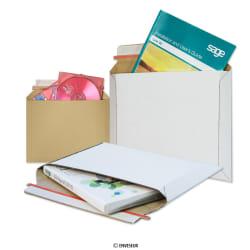 Kapacitné obálky na knihy