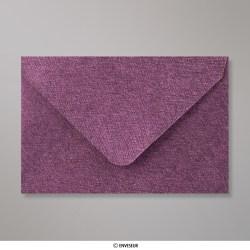 62x94 mm Enveloppe à Grains Amarante, Amarante, Gommée