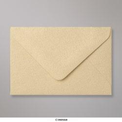 62x94 mm envelope com textura - platina
