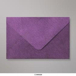 62x94 mm Enveloppe à Grains Violette, Violet, Gommée