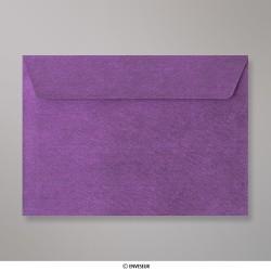 162x229 mm (C5) envelope com textura - violeta