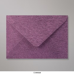 82x113 mm (C7) Envelope Com Textura - Amaranto