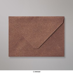 82x113 (C7) Bronze Ore Textured Envelope