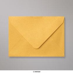 82x113 mm (C7) envelope com textura - oro