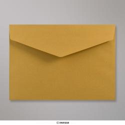 162x229 mm (C5) envelope com aba em pico - Ouro