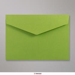 162x229 mm (C5) envelope com aba em pico - verde