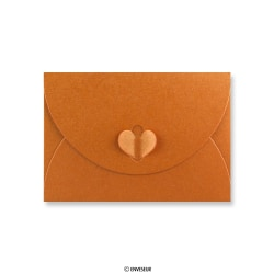 Copper Butterfly Envelopes