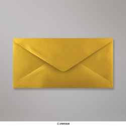 110x220 mm (DL) envelope metálico - oro