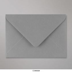 125x175 mm Dunkelgrau Briefumschlag, Dunkelgrau, Nassklebend