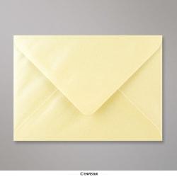 125x175 mm envelope brilhante champanhe
