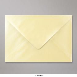 162x229 mm (C5) envelope brilhante champanhe
