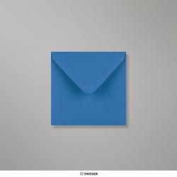 110x110 mm Enveloppe Clariana Bleue Éclatante, Bleue Éclatante, Gommée