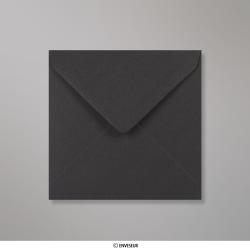 130x130 mm Clariana Black Envelope