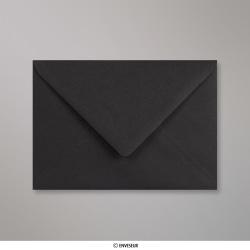 114X162 mm (C6) Clariana Black Envelope