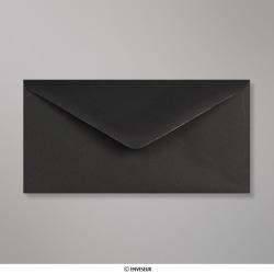110x220 mm (DL) Schwarz Clariana Briefumschlag