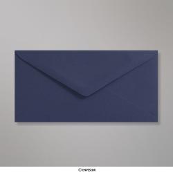 110x220 mm (DL) Dunkelblau Clariana Briefumschlag, Dunkelblau, Nassklebend