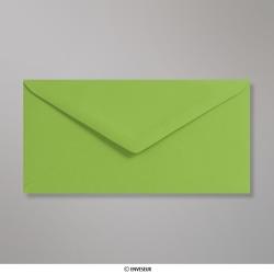 110x220 mm (DL) Enveloppe Clariana Verte Vive, Verte Vive, Gommée