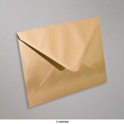 162x229 mm (C5) envelopes finição espelhado - oro