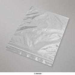 230x150 mm Transparente Druckverschlussbeutel, Klar, Wiederverschließbar