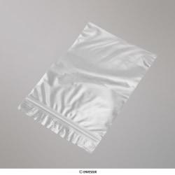 65x40 mm Transparente Druckverschlussbeutel, Klar, Wiederverschließbar