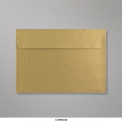 114x162 mm (C6) Gold Envelope