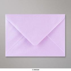 125x175 mm envelope lilás brilhante