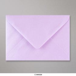 114x162 mm (C6) envelope lilás brilhante