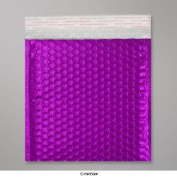 165 x 165 mm Paarse enveloppen