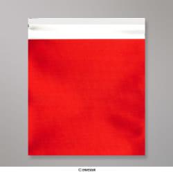 165x165 mm Saco da folha de matt - vermelho