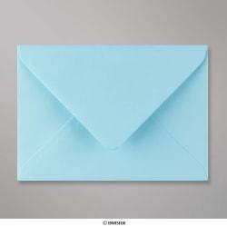 125x175 mm envelope azul claro
