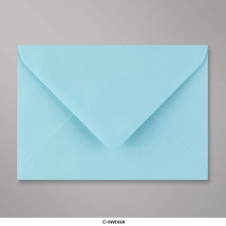 114x162 mm (C6) envelope azul claro