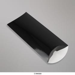 220x110+35 mm (DL) Scatola astuccio nera, Nero, Non gommata