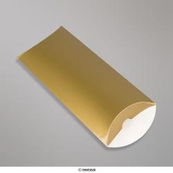 220x110+35 mm (DL) Scatola astuccio oro, Oro, Non gommata