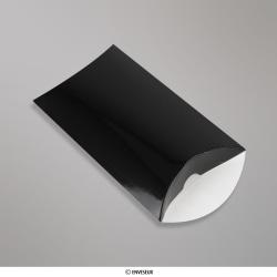 162x114+35 mm (C6) Scatola astuccio nera, Nero, Non gommata
