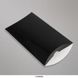 229x162+35 mm (C5) Čierna škatuľka v tvare vankúša