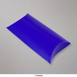 229x162+35 mm (C5) caixa almofada - azul