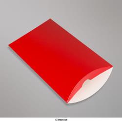 229x162+35 mm (C5) caixa almofada - vermelho