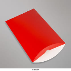 324x229+50 mm (C4) caixa almofada - vermelho