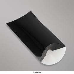 Zwarte pillowbox