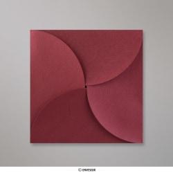 145x145 mm Pochette - Vinho Tinto