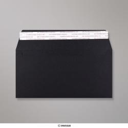 110x220 mm (DL) envelope preto