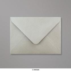 82x113 mm (C7) envelope pérola prateado
