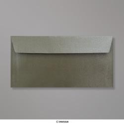 110x220 mm (DL) envelope taupe médio pérola