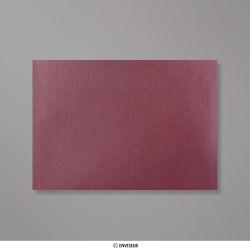 Sobre Con Lustre De Perla Berenjena de 114x162 mm (C6), Berenjena Perlado, Autoadhesivo