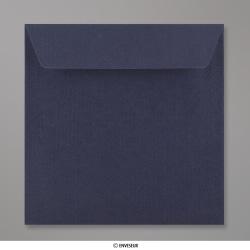170x170 mm envelope pérola azul noite