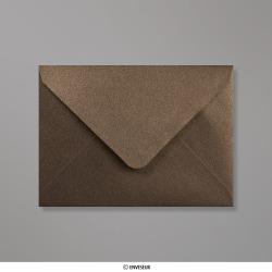 82x113 mm (C7) envelope pérola bronze